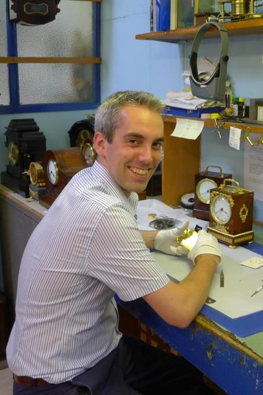 Simon Allen - Dorset Antique Clocks