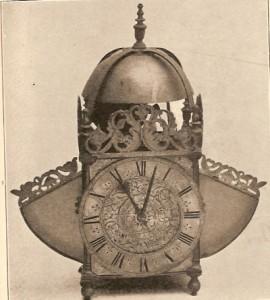 Edward East clock