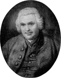 Thomas Mudge