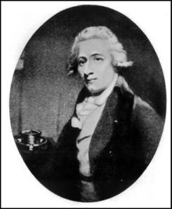 Thomas Earnshaw
