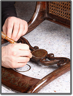 Fine Furniture And Clock Case Restoration