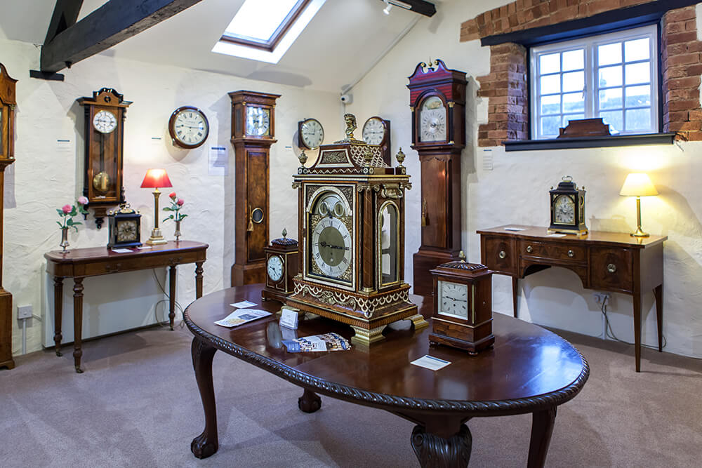 The Clock Work Shop Showroom