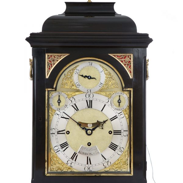 Peckover Clock Restoration After