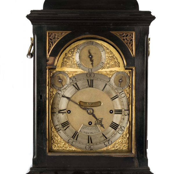 Peckover Clock Restoration Before