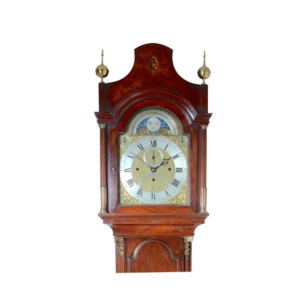 john-carter-london-longcase-clock-hood