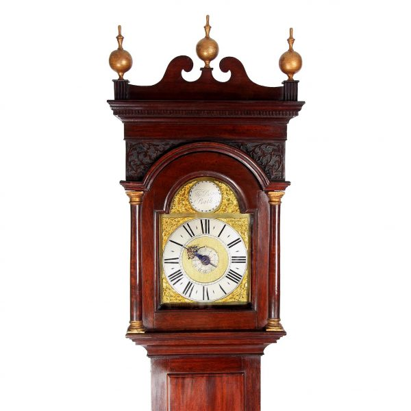 thomas-rogers-longcase-clock-hood