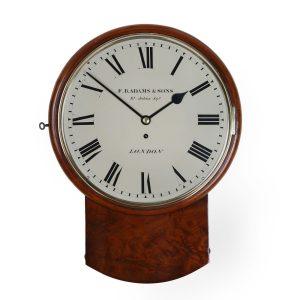 adams-drop-dial-wall-clock