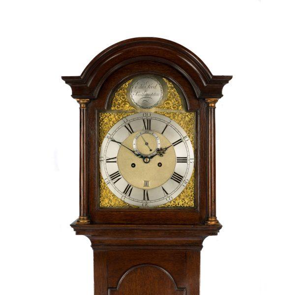 edward-seed-longcase-clock-hood