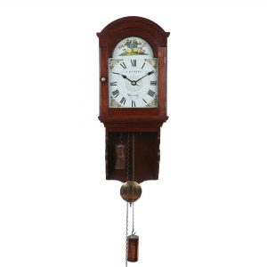 hummel-worcester-hooded-wall-clock