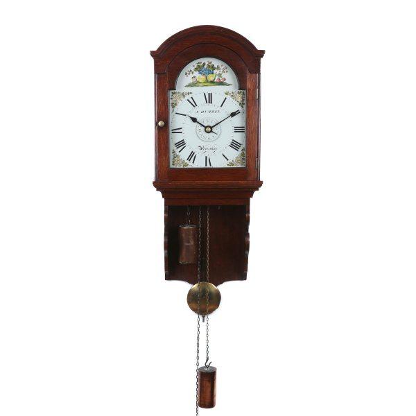 hummel-worcester-hooded-wall-clock