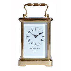 matthew-norman-carriage-clock