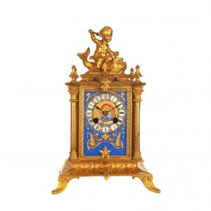 porcelain-french-mantel-clock