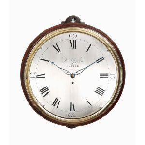 upjohn-exeter-dial-wall-clock