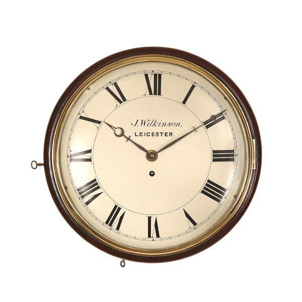 wilkinson-fusee-dial-clock