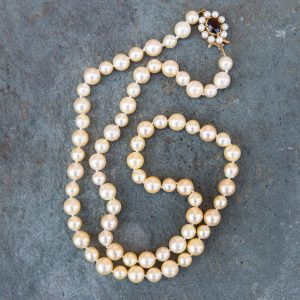 creamy-gold-pearl-necklace