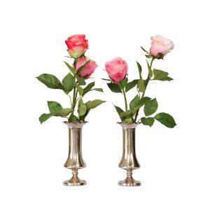 silver-vases