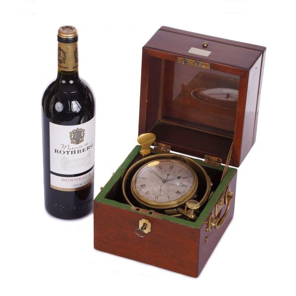 parkinson-frodsham-early-marine-chronometer