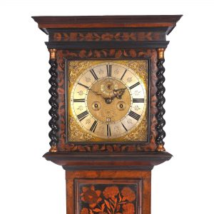henry-massy-london-marquetry-longcase-clock-hood