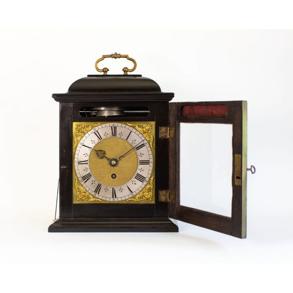 joseph-knibb-ebonised-timepiece-repeating-table-clock-door-open