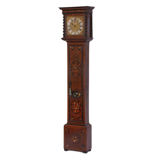 joseph-knibb-olivewood-longcase-clock-full