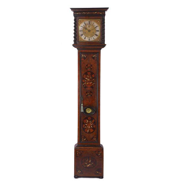 joseph-knibb-olivewood-longcase-clock-trunk