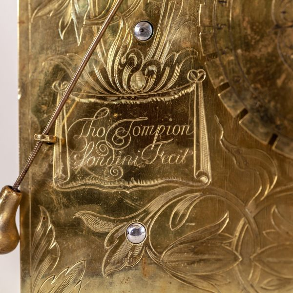 Tompion engraved