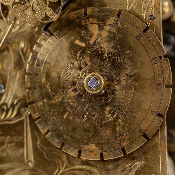 Tompion dutch count wheel