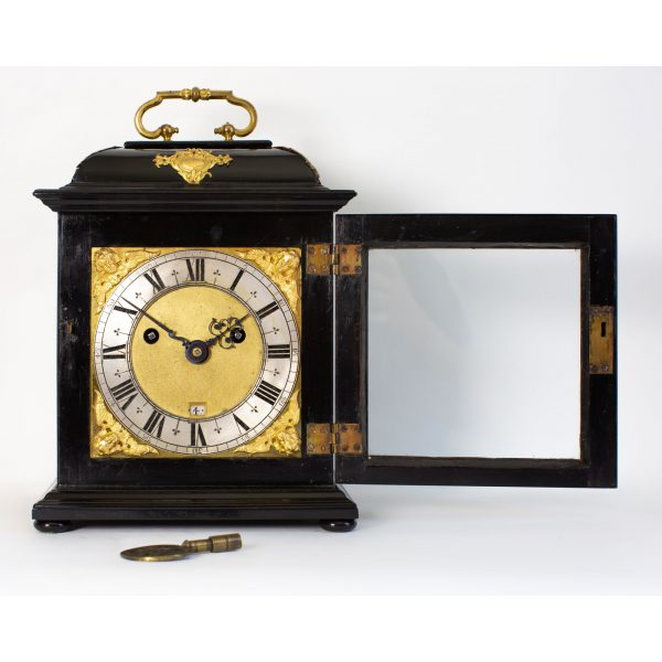 Tompion front open