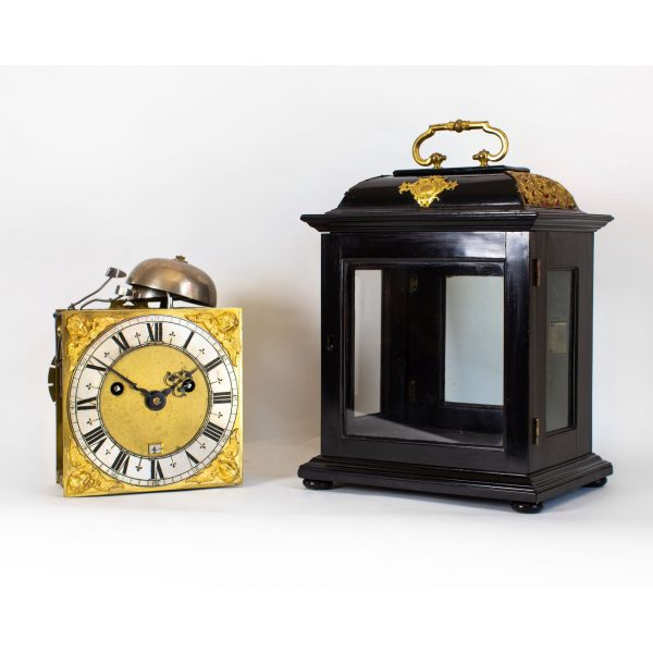 tompion case and movement