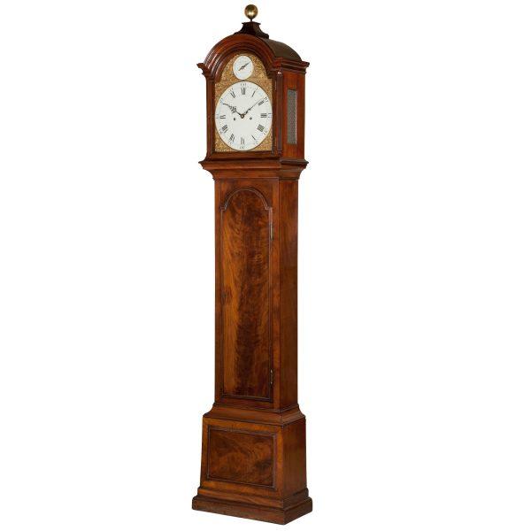 mudge-dutton-mahogany-longcase-clock-1