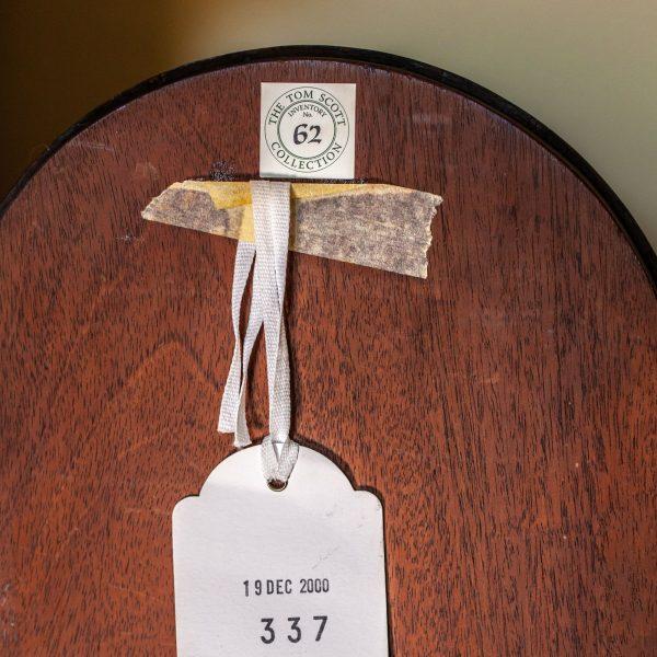mudge-dutton-mahogany-longcase-clock-scott-sticker2