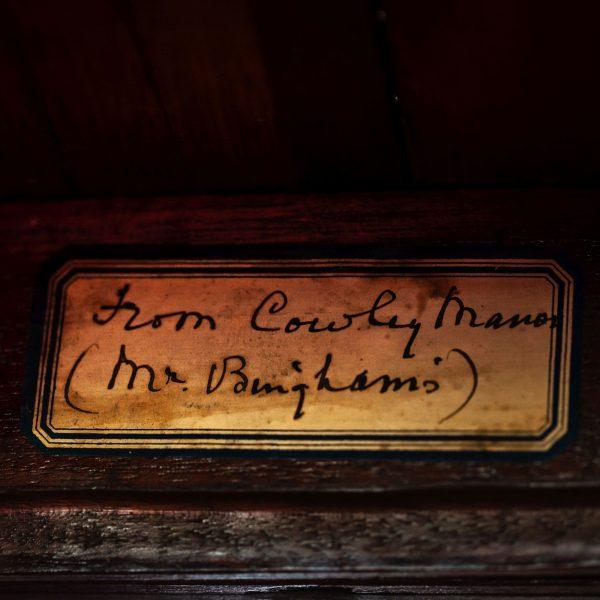 wyatt-exeter-rare-mahogany-regulator-longcase-clock-cowley-manor