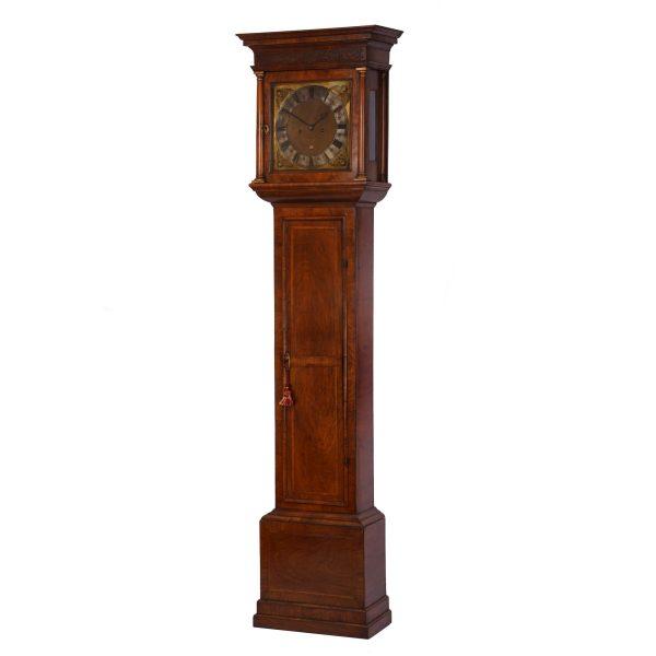 joseph-knibb-walnut-longcase-clock-full-side