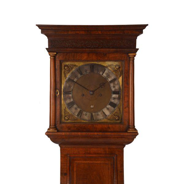 joseph-knibb-walnut-longcase-clock-hood