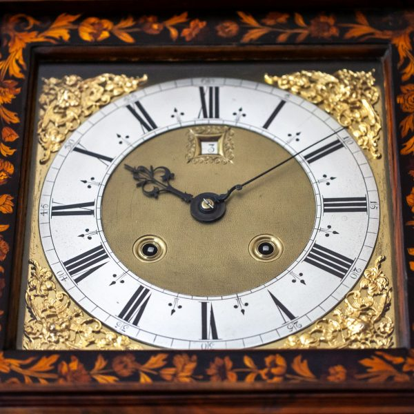 month-marquetry-longcase-clock-jonathan-lowndes-london-dial