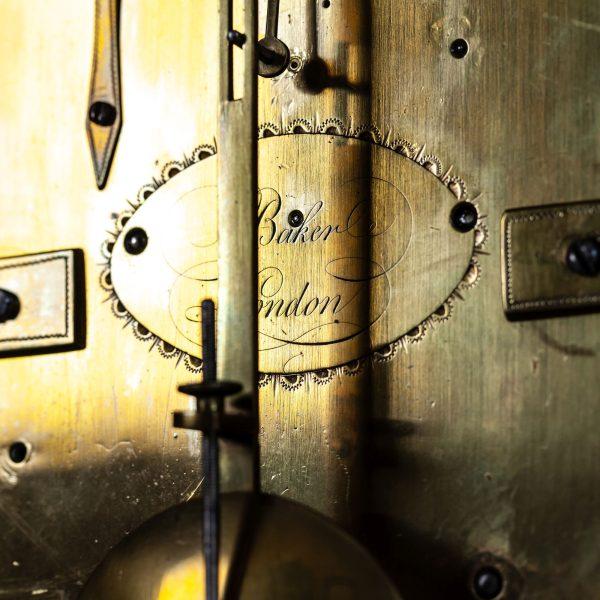 english-striking-bracket-clock-baker-london-back-plate