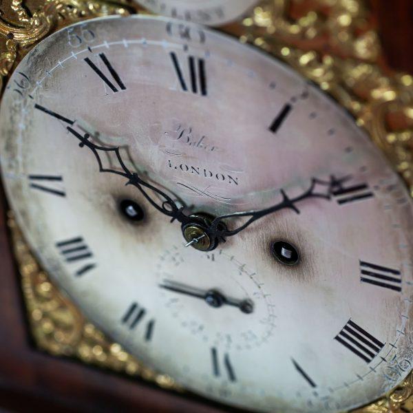 english-striking-bracket-clock-baker-london-dial