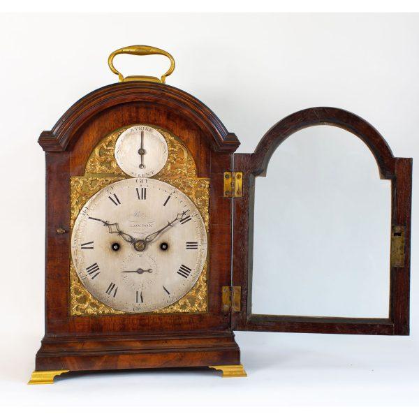 english-striking-bracket-clock-baker-london-door