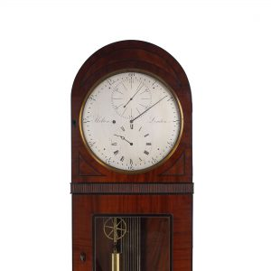 regulator-longcase-skelton-london-hood