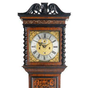 richard-baker-london-marquetry-longcase-clock-hood