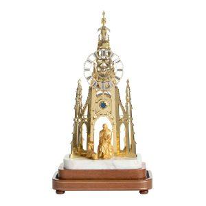 (Timepiece) Skeleton Clock, Walter Scott, Edinburgh