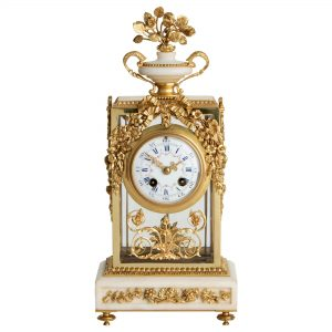 marble-gilt-french-mantel-clock