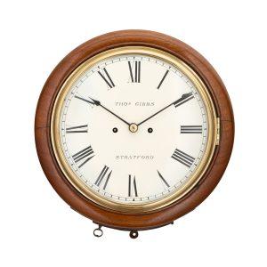 thomas-gibbs-stratford-striking-dial-clock